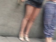 Bare Candid Legs - BCL#106