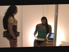 Chocolate's Strip Club Auditions