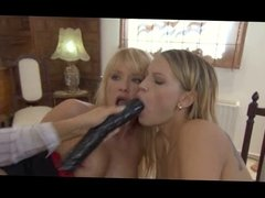 Revenge of Blonde Virgin (Full Movie)