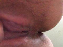 Rubbing myself to orgasm