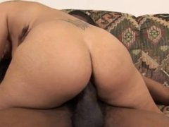 She gets fucked by a BBC