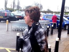 Mandy Holder Smoking Retail Park