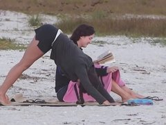 Yoga en la Playa #01