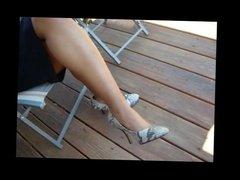 Ebony Legs Heaven