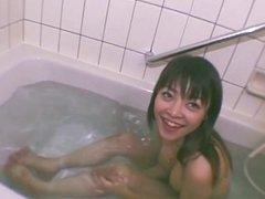 Big Nipple Bath Time Milking!!!!!!!