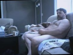 Beefy Couch Stroker