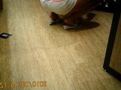 Fat Ass at Mall #1