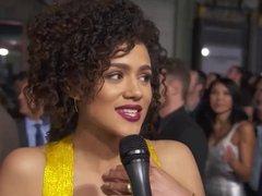 Nathalie Emmanuel - Furious 7 Hollywood Premiere