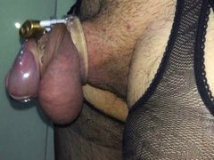 locked again in chastity