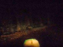 Exhib nocturne sur une aire de repos... 2sur3