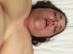 big belly Ssbbw vs Black Cock
