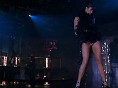 Demi Moore Unbelievably Sexy Stripping on Stage