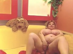 Mature Naked On WebCam