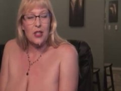Big Boobs Milf On WebCam