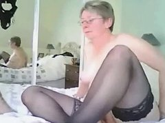 Horny parents fucking on cam - R20