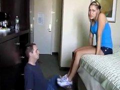 Loser Foot Humiliation