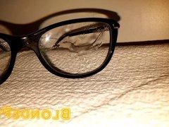 I Cum on a Girl's Glasses