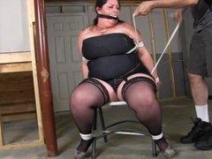 Joy chair bondage