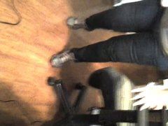 spying on my not mother in laws thighs pt.12