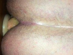 Fucking my ass hard