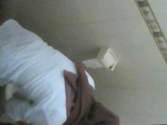 indonesia-ngintip jilbab pipis