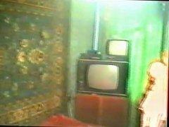 Russian swingers. Amateur VHS tape 90s. Part 1