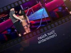 Wet t-shirt Live cam show Astro