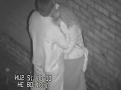 busted on CCTV