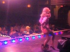Secretary On Stage