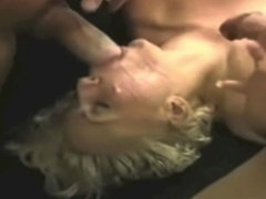 Stacy Valentine Swallowing Compilation
