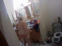 Wife Krissi Hidden Cam Compilation