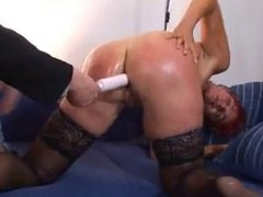 Pussy Pumped Anal 1