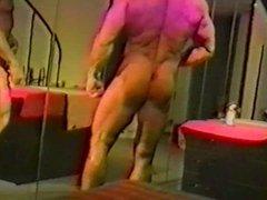 NYC Muscle Hidden Camera Vol 1