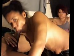 2 Horny GirlS Big Cock - White Cuban Girl