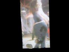 Michelle Trachtenberg's ass cum tribute 3
