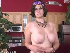 Belly Dancer Sadie Grey Fucked Hard