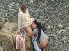 Amateur Fuck on the Beach