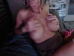 Sexy Milf On WebCam