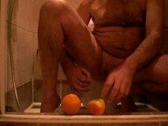 dildo of fruit