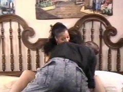 Nina De Ponca Takes It Up the Ass