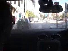 se fare baiser dans la voiture