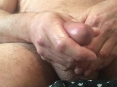 Multiple orgasm and cum