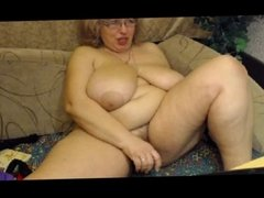 Big Boobs Mature On  WebCam