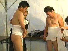 Japan naked festival  Locker Room 04