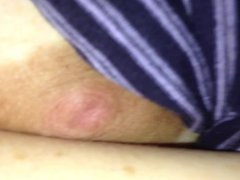 wife's nipple play