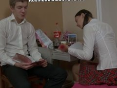Sticking hard dick for the cute college girl pleasure