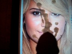 Demi Lovato tribute