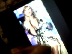 Taylor Swift cum tribute!!!!!