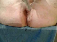 Anal Stretching Part 1