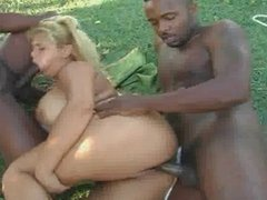 Interracial fuck with babalu
